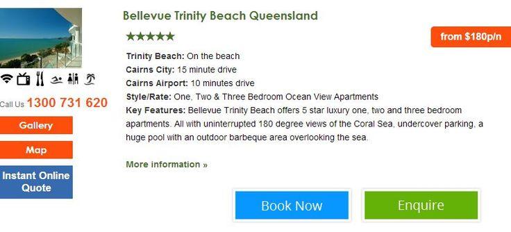 Bellevue Trinity Beach Queensland http://www.fnqapartments.com/accom-bellevue-trinity-beach-queensland/