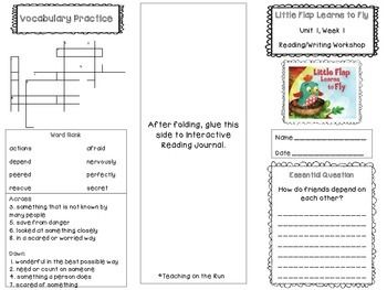 Are you looking for a way to keep your students engaged while teaching them how to comprehend text and remember vocabulary from the McGraw Hill Reading Wonders series? If so, then look no further... This trifold encourages students to interact and respond to text in an ENGAGING manner, in order to gain a better understanding of what they are reading and ultimately improve their vocabulary and reading comprehension skills.This is supplemental activity to use with  2014 McGraw Hill Reading…