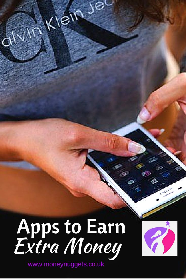 7 Smartphones Apps to Earn Extra Money  If you're looking for ways to earn extra money.