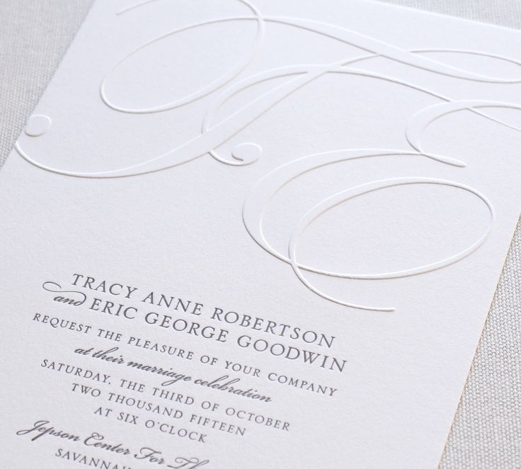The best wedding invitation blog: Wedding invitations with ...
