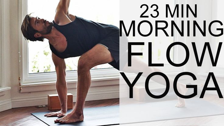 23 Minute Morning Yoga Flow With Tim Senesi                                                                                                                                                                                 More
