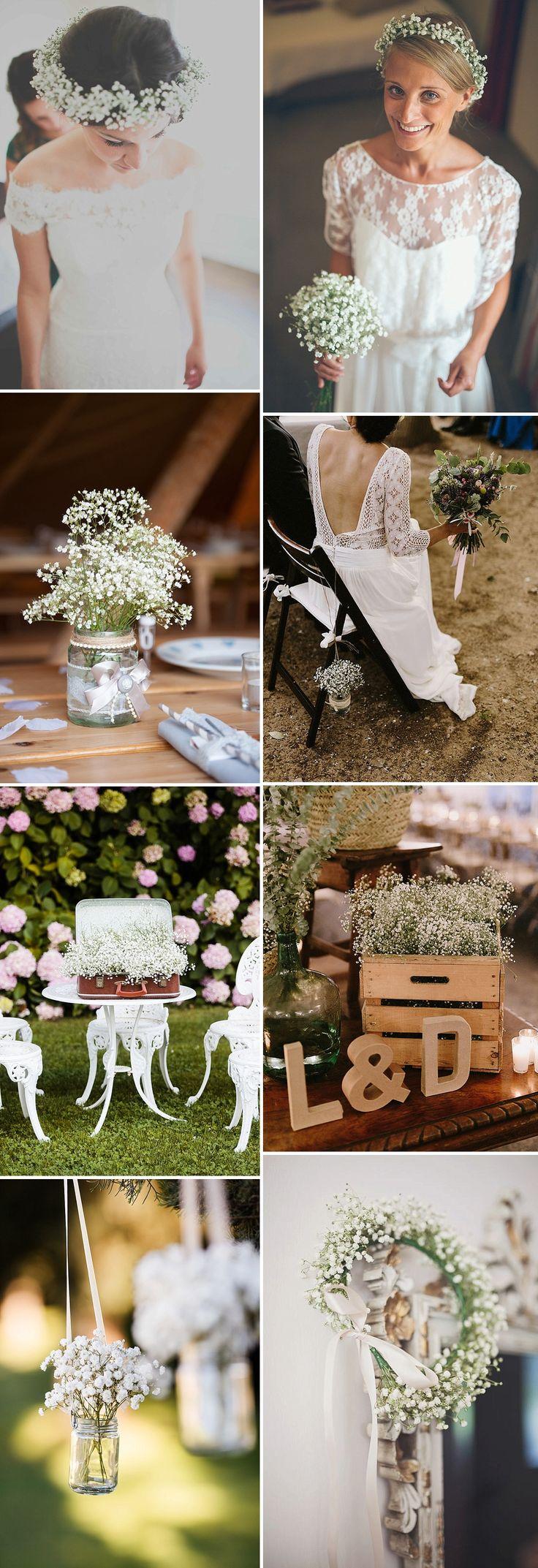 Gypsophila Wedding Inspiration