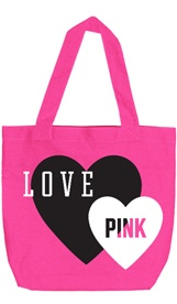 """Please vote for my cousin Amanda from Colorado!!! """"Think PINK"""" DesignATote contest Pink Nation!!! http://pink.victoriassecret.com/design_a_tote.jsp?cm_mmc=fb-_-vspink-_-like-_-tote_vote_off_nice_pick_120529_id=35"""