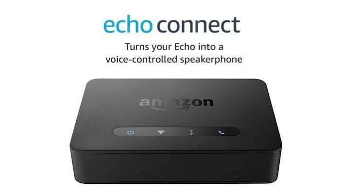 AmazonがEchoを電話機に変える周辺機器「Echo Connect」を発表! | ロボスタ - ロボット情報WEBマガジン