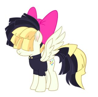 My Little Pony: The Movie will be released in October 2017, and Sia the Faceless Pop Star has been cast as the pony Songbird Serenade