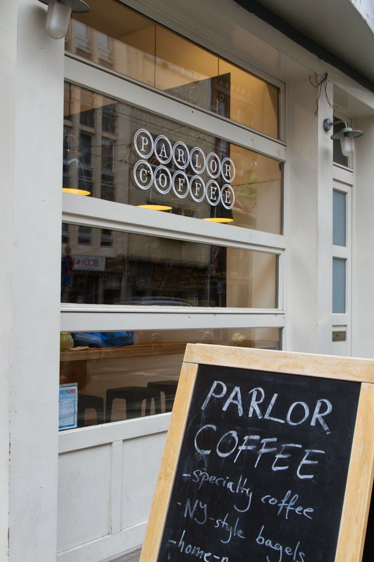 parlor coffee // brussels