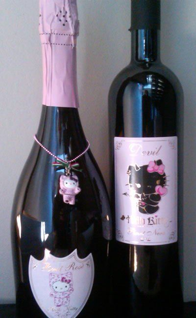 hello kitty wines #kitty #hellokitty #adulthellokitty