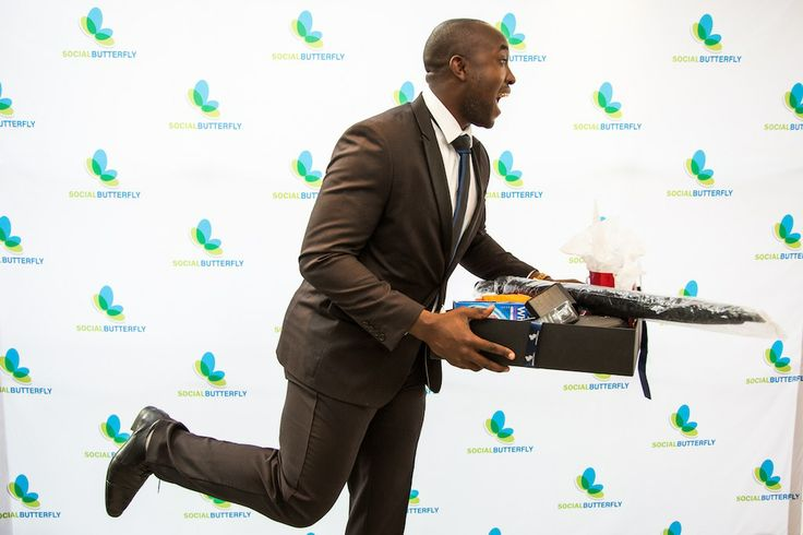 #Simba running away with all the #gifts #celebritygiftingSA www.celebritygifting.co.za