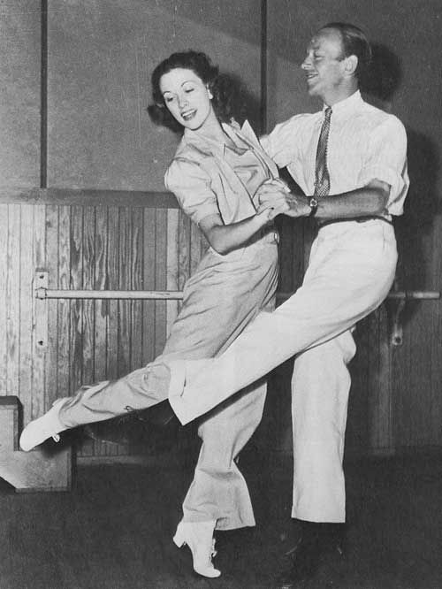 Eleanor Powell & Fred Astaire