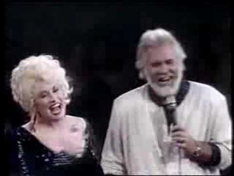 We Got Tonight -  Dolly Parton & Kenny Rogers live 1985.  I just love these two together.