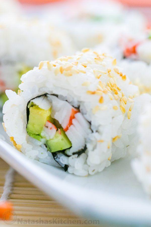 Sushi Rice and California Rolls | Recipe | California rolls and ...