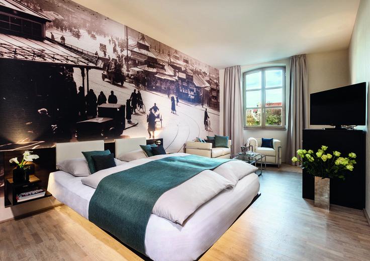 Hotel Room Design Vescom