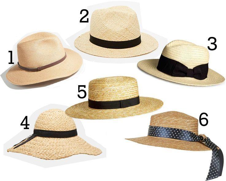 lowbudget-lowcost fashion blog: Cappelli Estate 2015: il must have da indossare in spiaggia e in città.: