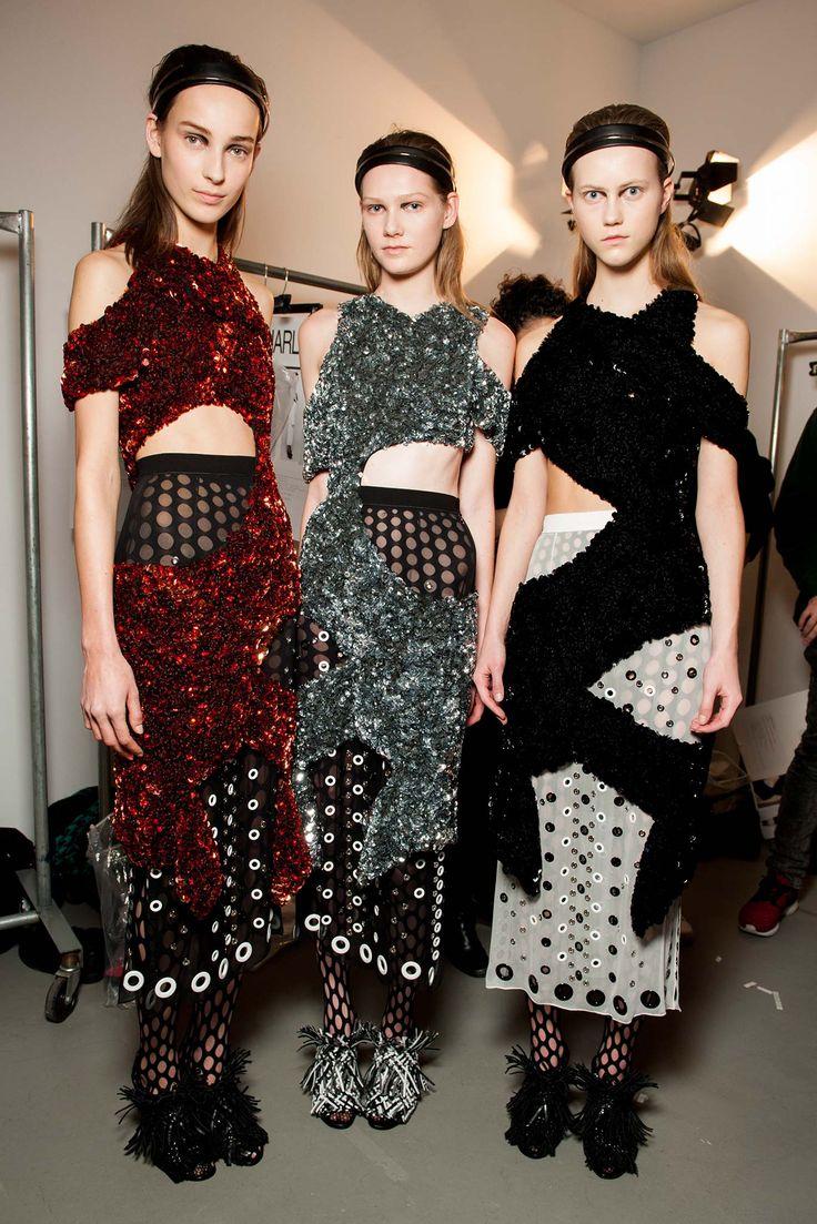 Proenza Schouler Fashion Show – Fall-Winter 2008-2009