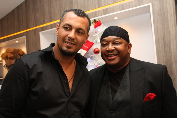 Beat FM OAP Olisa Adibua enjoying fun times at a VVIP event.  #fun #celebrities #VVIP #VIP #BeatFM