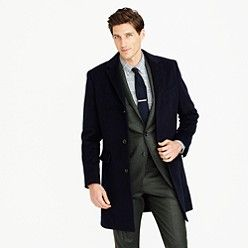 Men's Topcoats : Men's Outerwear | J.Crew