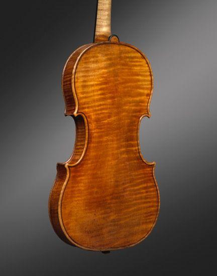 'Croall, McEwen' Stradivarius violin sells for almost £2 million