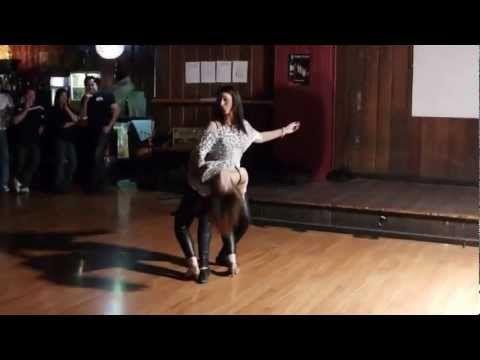 KIzomba lady style, clases de baile en Kizomba Woman Mexico - YouTube