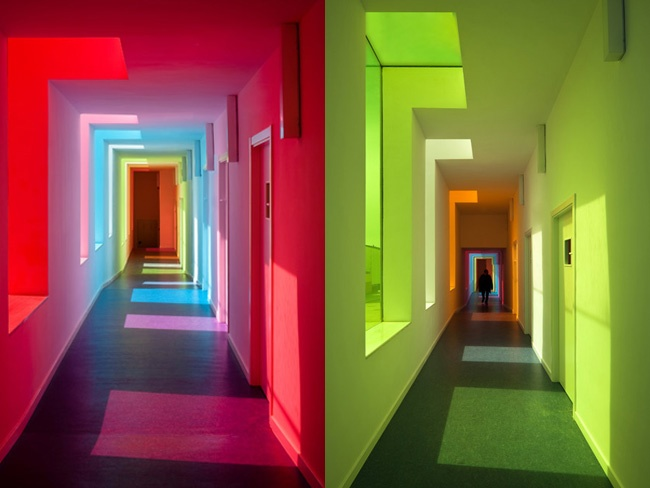 Corridors design pinterest corridor interior and colour