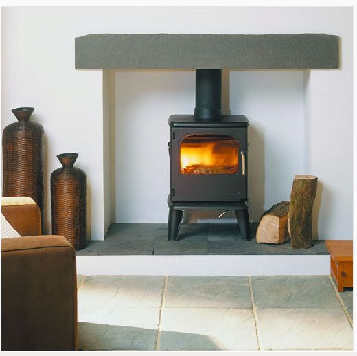 manhattan 3kw flueless gas stove heater