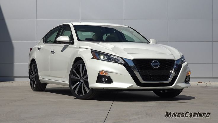 Mike's Car Info: 2019 Nissan Altima in Detail