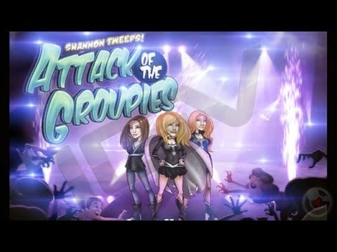 Shannon Tweed's Attack of the Groupies! - iPhone Gameplay Video