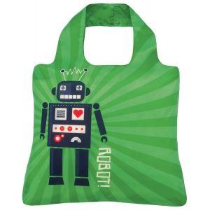 "bolsa reutilizable ""robot"" de envirosax €7.25"