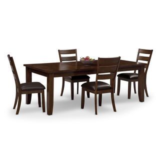 Harbor Pointe 5 Pc. Counter-Height Dinette | Value City Furniture