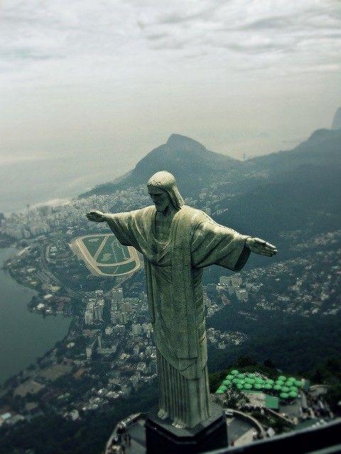 Rio: One Day, Brazil, Statue, Buckets Lists, Rio De Janeiro, Jesus Christ, World Cups, Riodejaneiro, Dreams Destinations