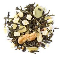 David's Tea: Toasted Walnut Green Tea Yum
