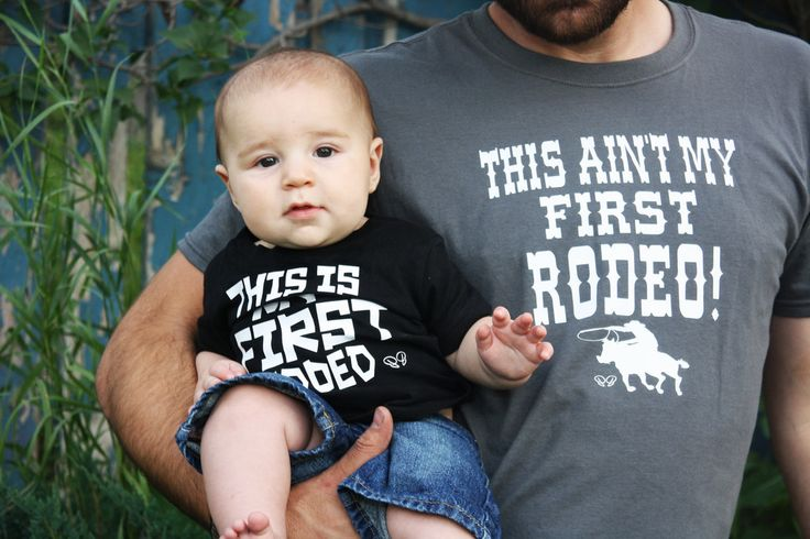 THIS IS MY FIRST RODEO (INFANT/TODDLER SHIRT) – Busy Bicycle FIRST BIRTHDAY PARTY CELEBRATE PARTIES FUN CUTE COWBOY WESTERN WEST BIRTHDAYS