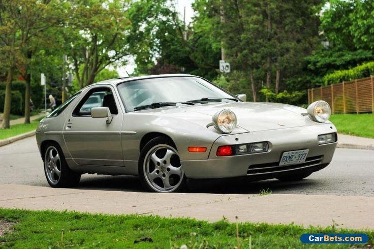 Porsche: 928 S4 #porsche #928 #forsale #canada