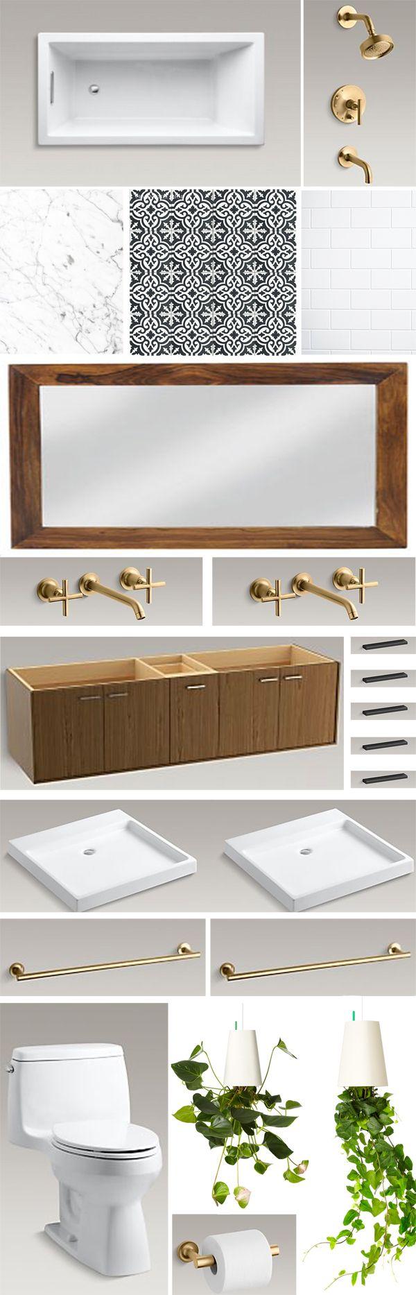 Contemporary condo bath modern bathroom chicago by jill jordan - Find This Pin And More On Bathroom