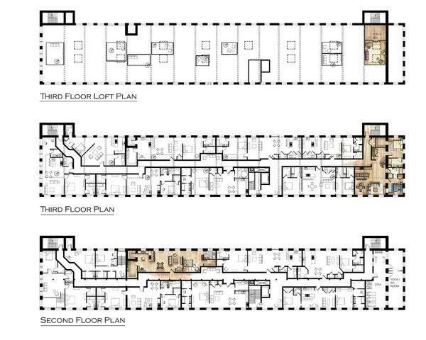 31 best architectural floor plans images on pinterest | floor