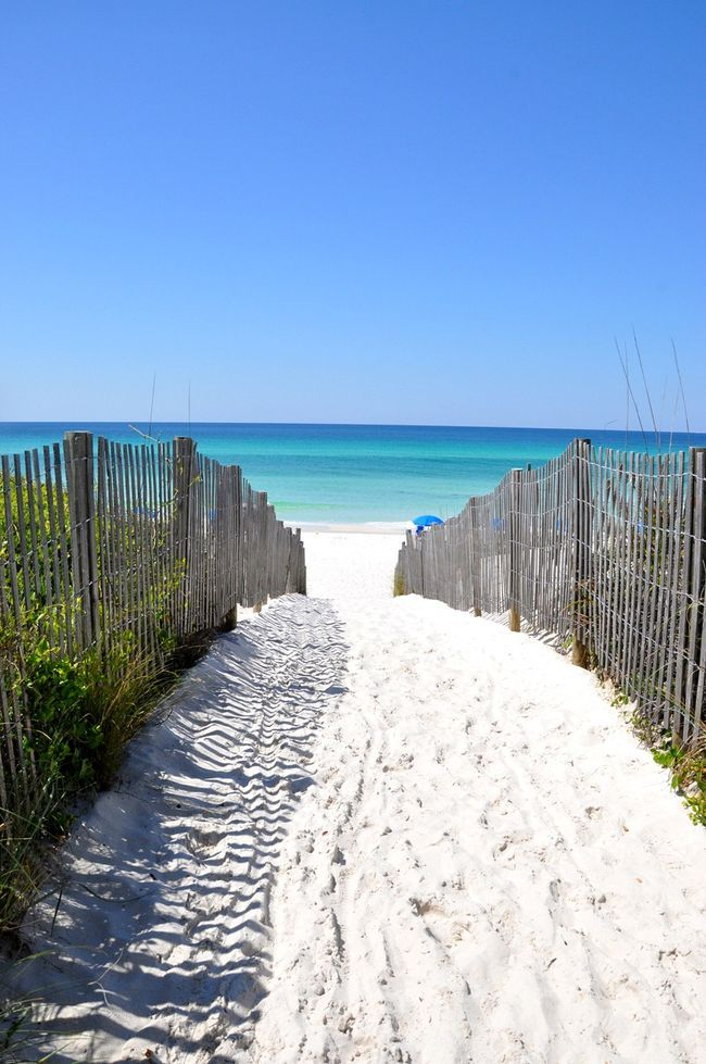 Seaside Florida ~ 30a ~ SoWal ~ South Walton ~ 30-A