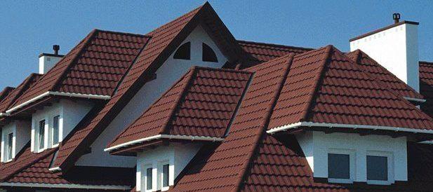 The descriptive utilization of metal imitation tiles