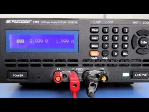 Video: Power Supply Accuracy vs Resolution