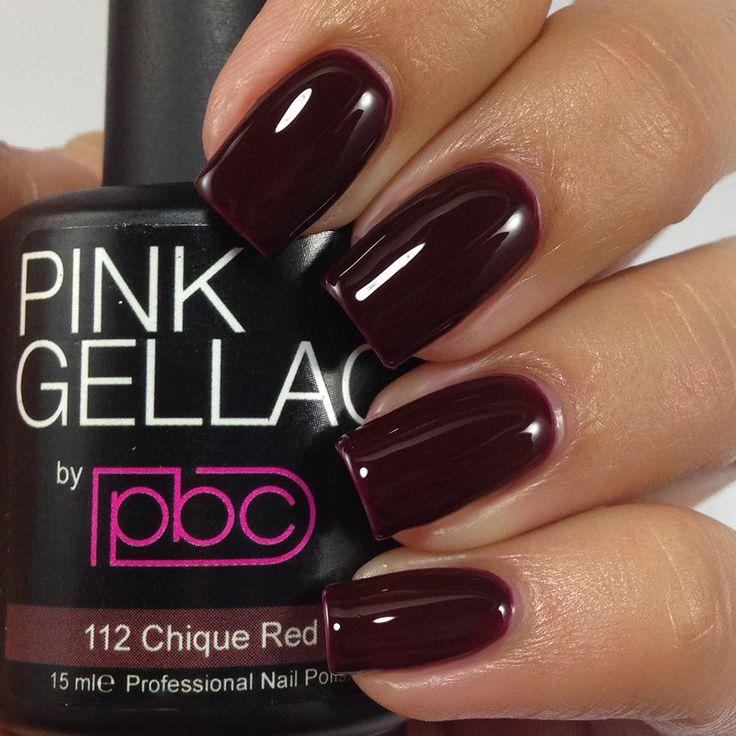 75 best pinkgellac images on Pinterest | Gel nail polish, Nail ...