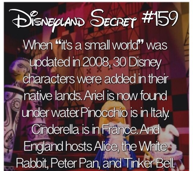 Disney fact follow to see more