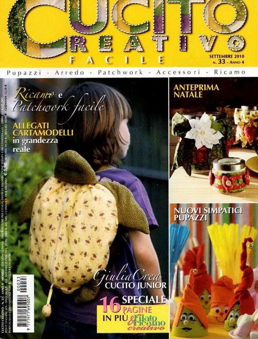 CUCITO CREATIVO - 2010/33