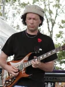 Steve Kimock - One of the best jam band guitarists out there - a wonderful light touch and great jazz voicings