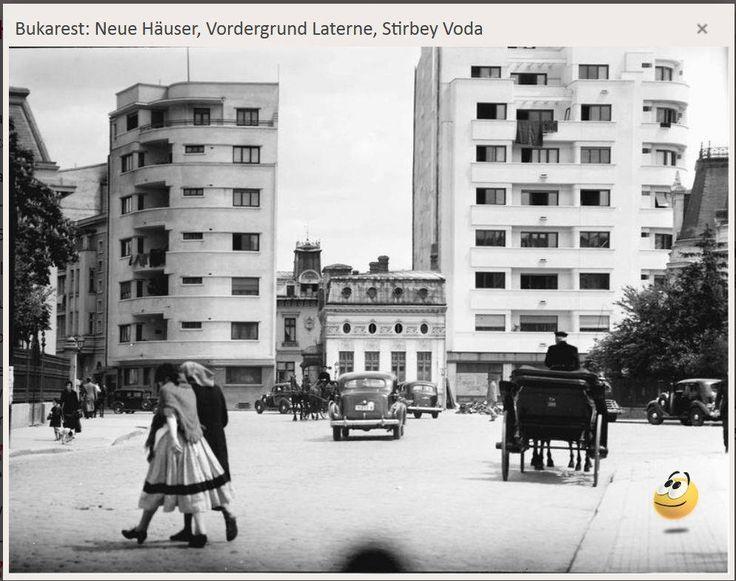 PHOTO Wilhelm Alexander Pragher mai 1935 — in Bucharest, Romania.