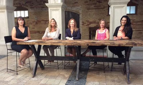 Our #LabourOfLoveKW panel discusses how to take care of yourself in preparation for the BIG day. #wedding