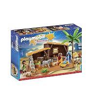 Playmobil - Presépio com Estábulo - 5588