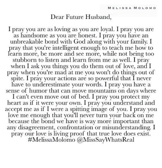 Dear Future Husband Islamic Quotes: Best 25+ Dear Future Husband Ideas On Pinterest