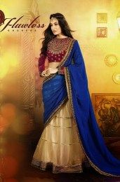 Flawless Saree by Liza Haydon