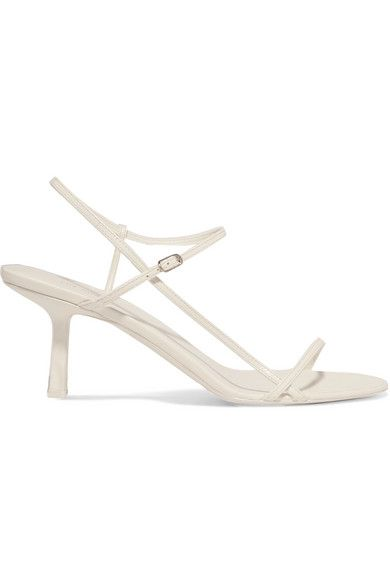 39d93c48023 The Row - Bare leather sandals in 2019