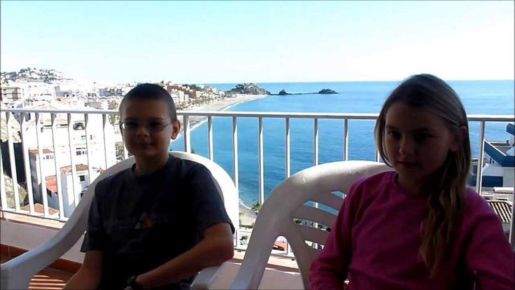18 Months Living In Spain! Hear The Kids Speak Spanish