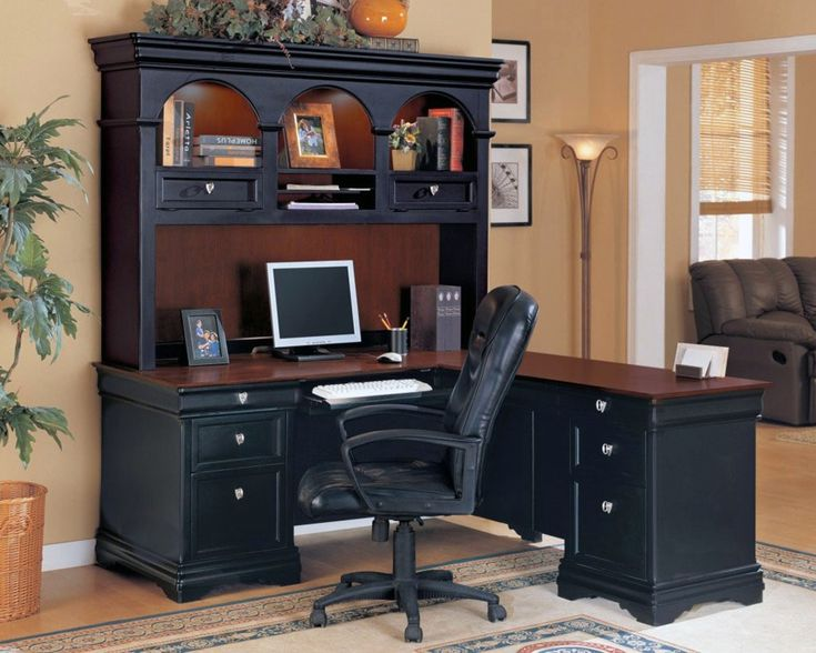 25 Best Ideas about Masculine Home Offices on Pinterest