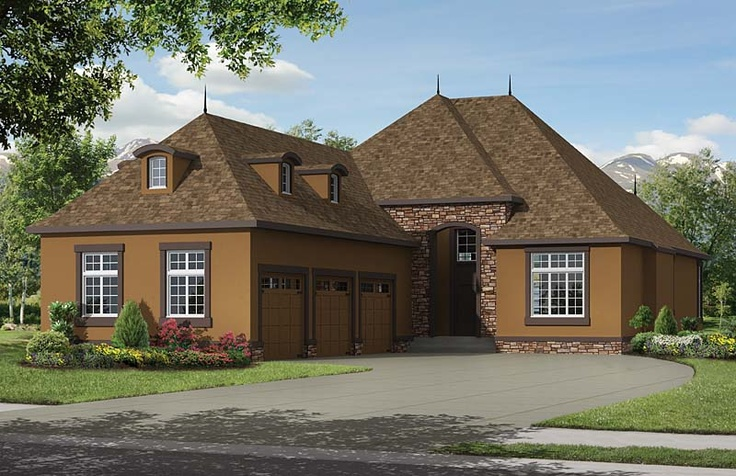 The latest showhome by Baywest Homes: The Hemingway.   www.baywesthomes.com